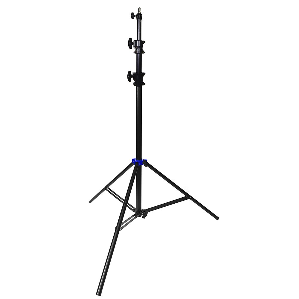 savage 10ft heavy duty air cushioned light stand