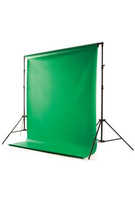 savage chroma green vinyl backdrop
