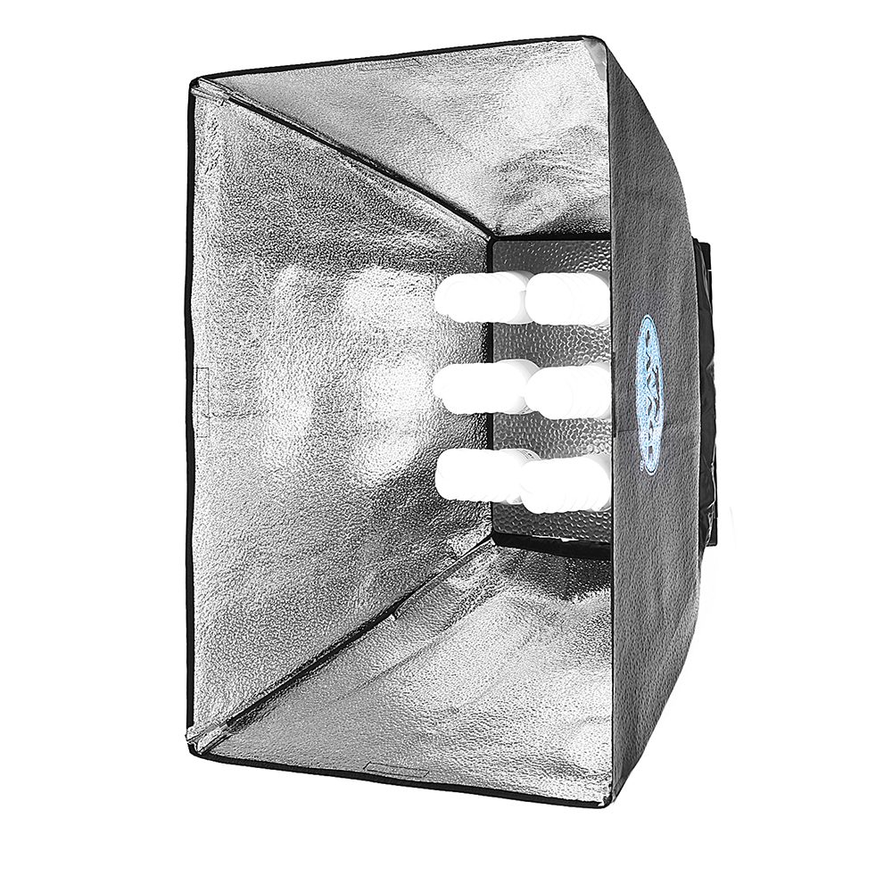 Continuous Fluorescent Light - 6 Bulbs