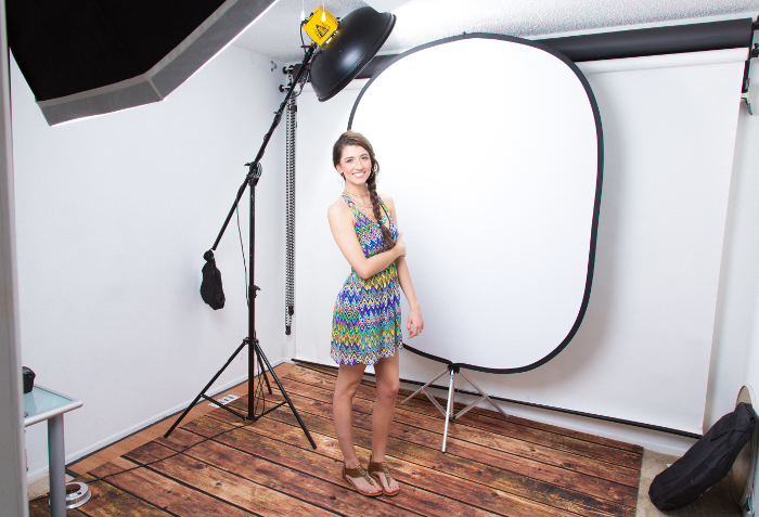 How to Set Up Your Collapsible Backdrop