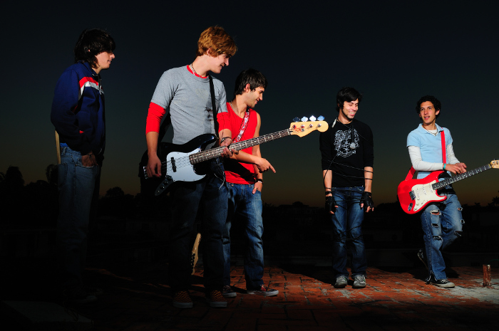 Shooting Promotional Photography for Musicians