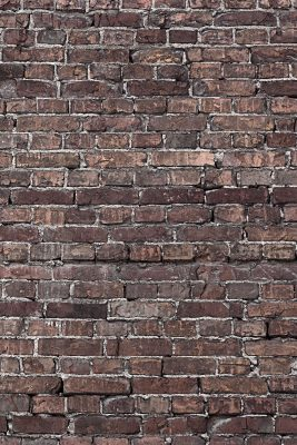 Savage Grunge Brick Printed Background