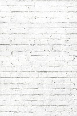 Savage White Brick Printed Background