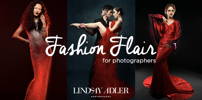 NEW Fashion Flair Series from Lindsay Adler Photography