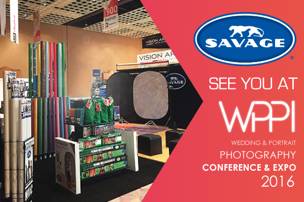 What's Going On in the Savage Universal Expo Booth at WPPI 2016?