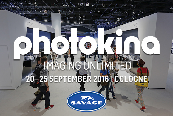 Savage Universal to Exhibit New Studio Equipment & Photographic Products at Photokina 2016