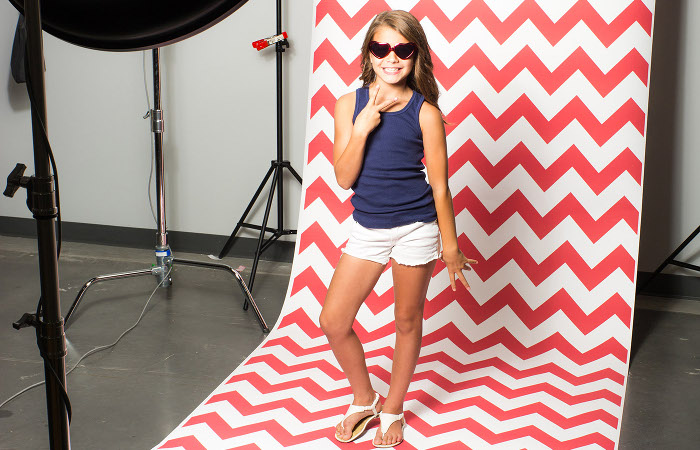 10 Tips to Remember When Working with Paper Backdrops