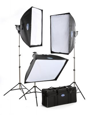 1000 Watt Quartz Light Kit Image 1