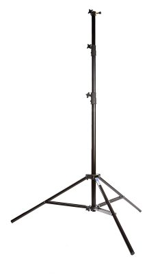 10′ Heavy Duty Air Cushioned Light Stand Image 1