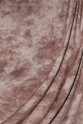 Autumn Brown Crushed Muslin Backdrop Image 1