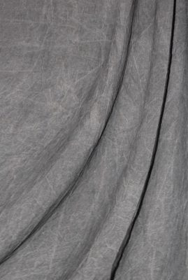 Light Gray Washed Muslin Backdrop Image 1
