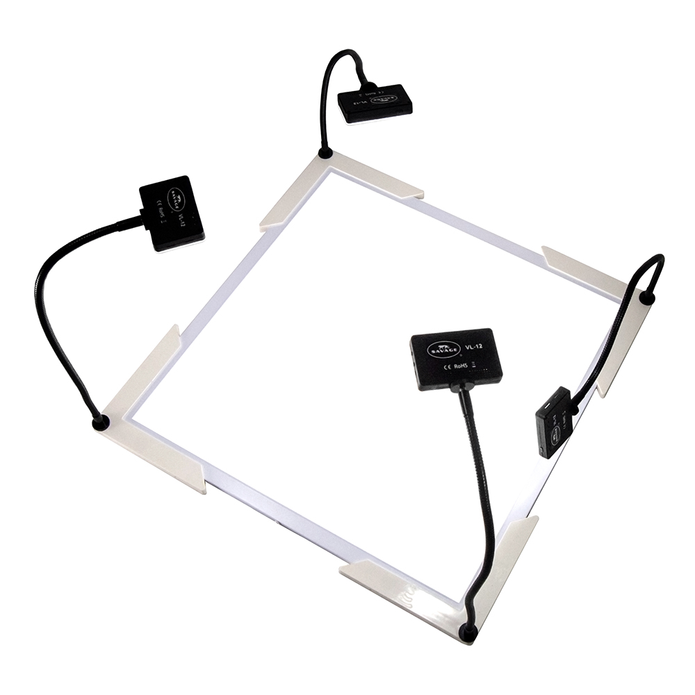 savage product pro led light table