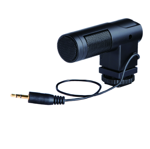 DSLR Stereo Microphone Image 1
