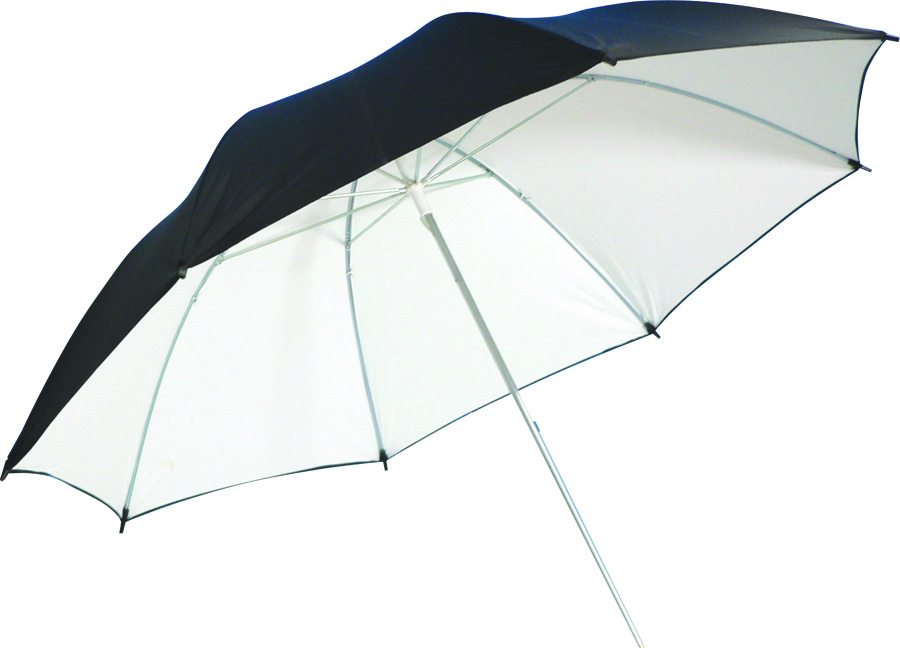 Black/White Umbrella Image 1