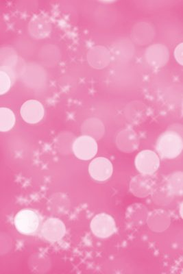 Bubblegum Bokeh Printed Vinyl Backdrop