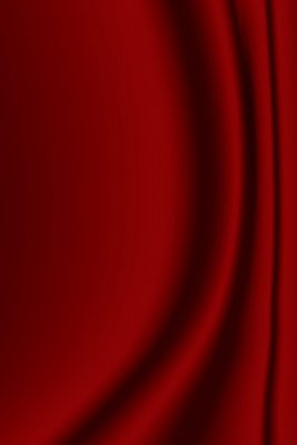 Deep Red Waves Printed Vinyl Backdrop