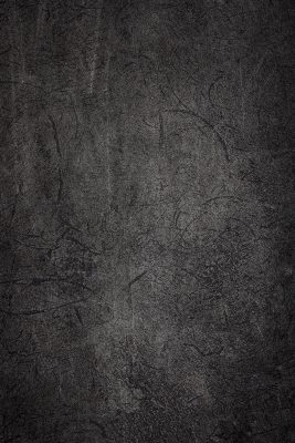 Weathered Black Stone Printed Vinyl Backdrop