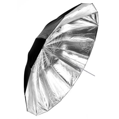 Savage's Black/Silver Umbrella