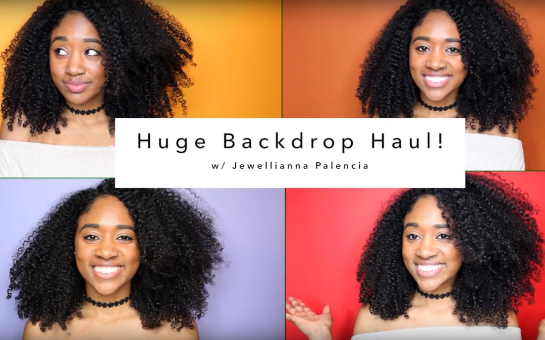Best Backdrops for YouTubers