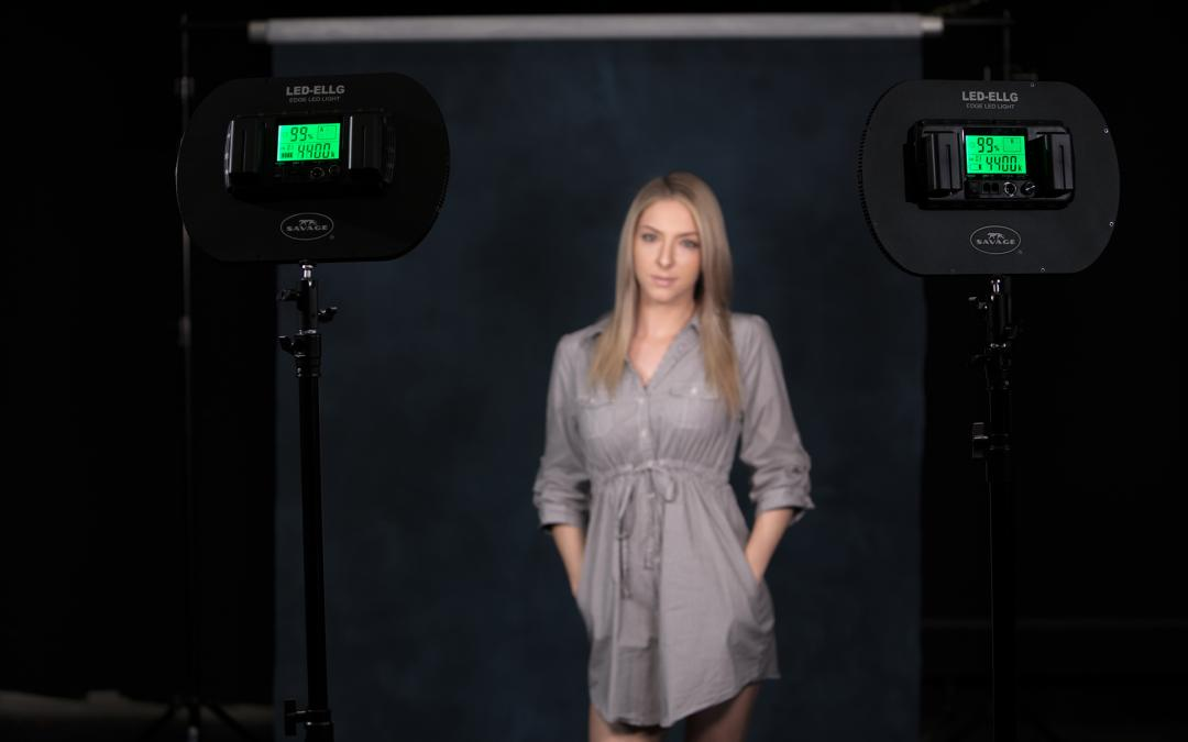 Behind the Scenes with the Edge Lit Pro LED Light Kit