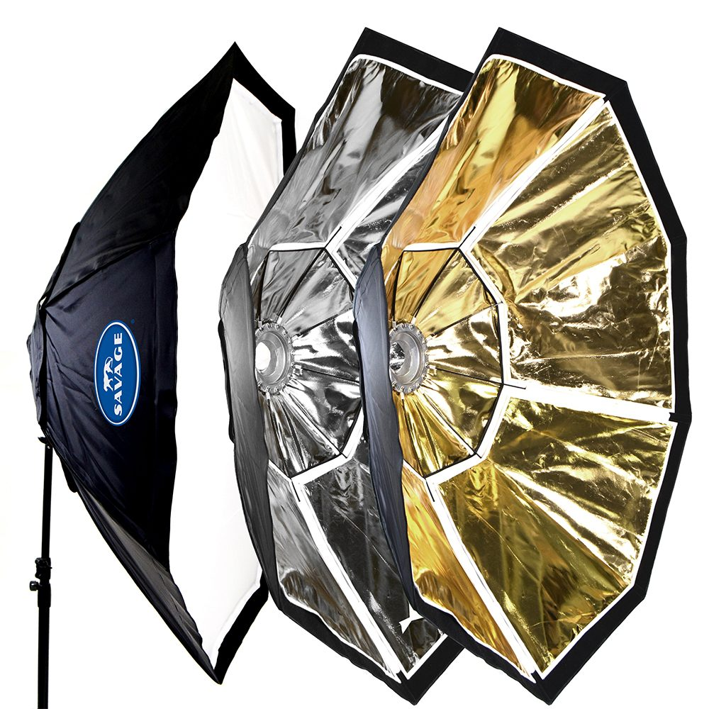 savage modmaster multi-fabric softbox