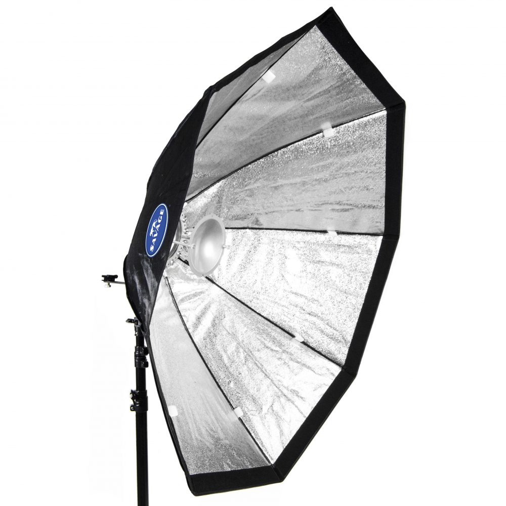 savage modmaster octagonal speedlight beauty dish