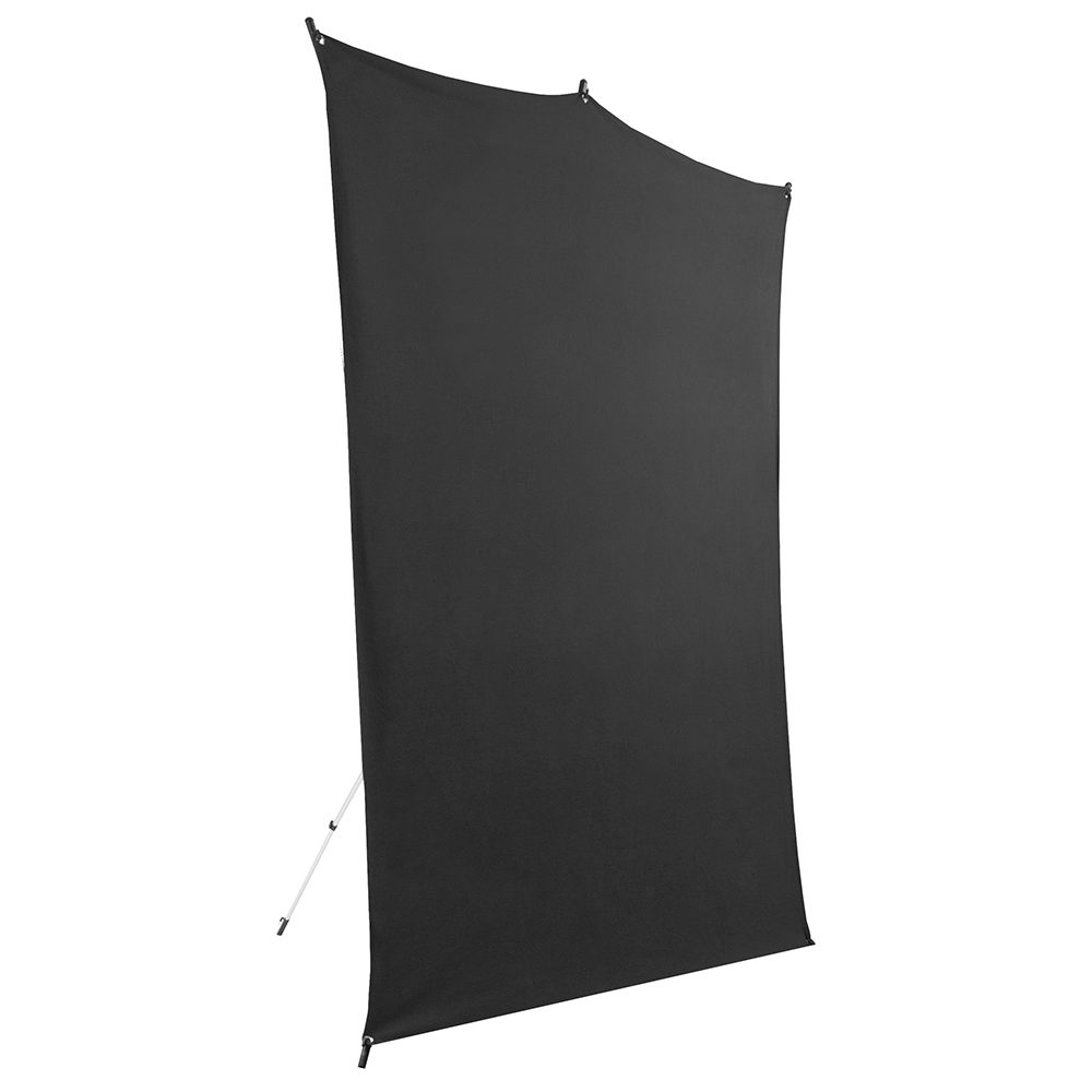 Savage Black Backdrop Travel Kit