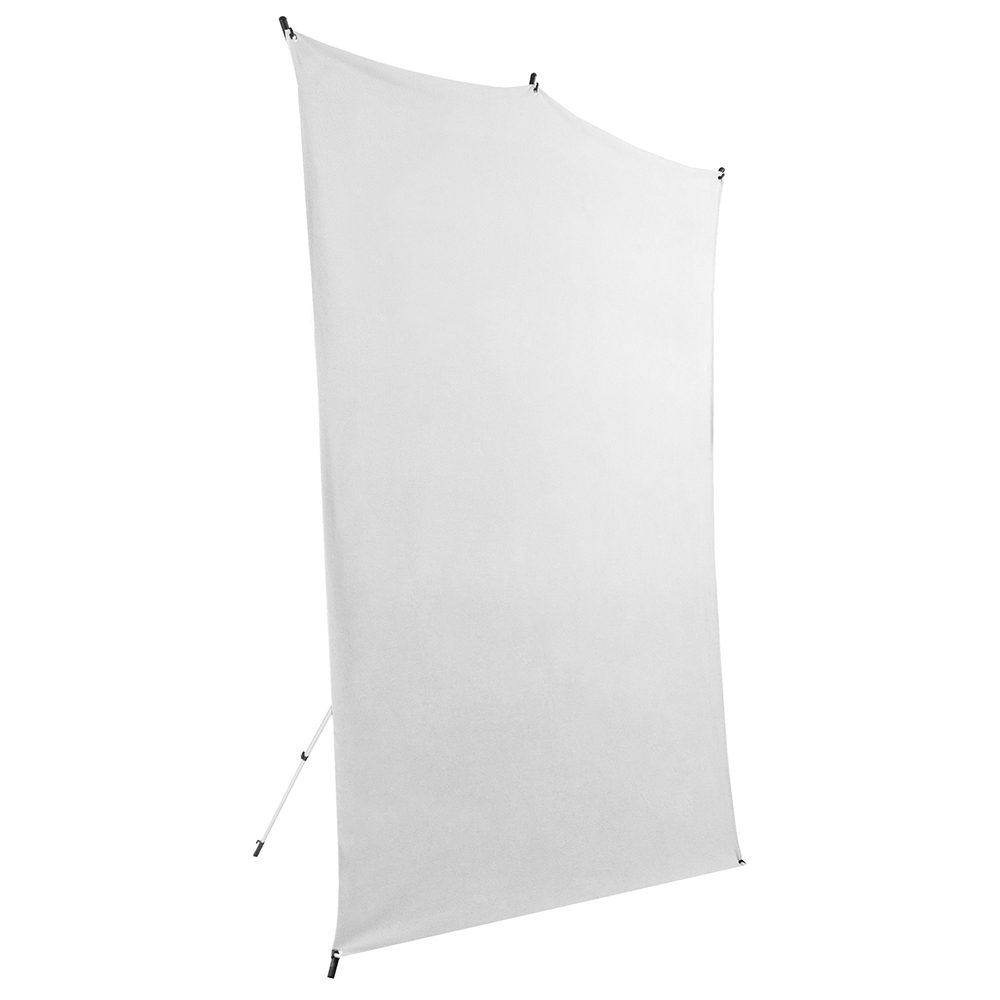 Savage White Backdrop Travel Kit