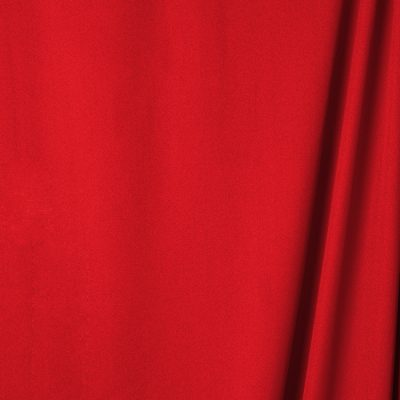 Cardinal Red Wrinkle-Resistant Background