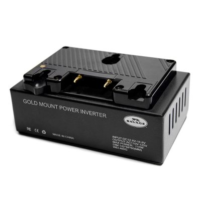 savage gold mount power voltage inverter