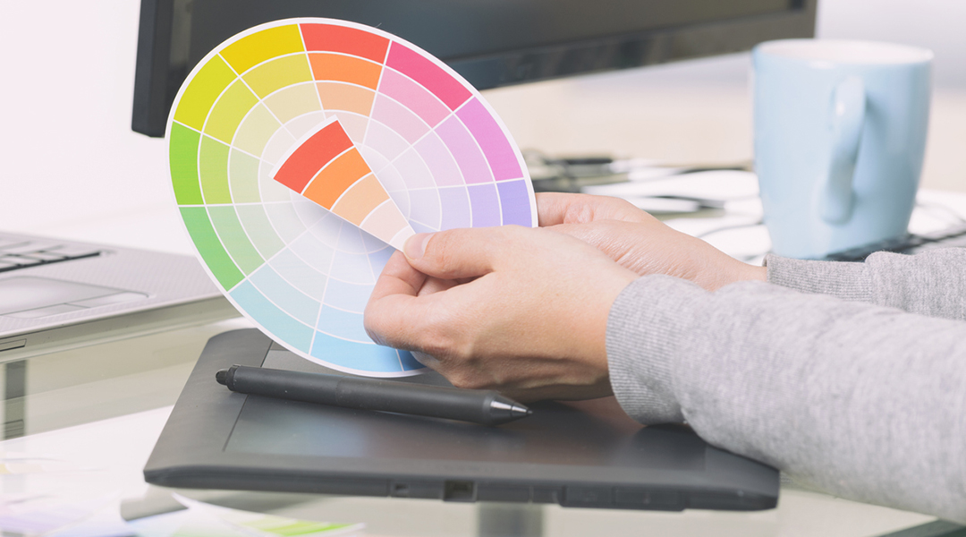 Choosing Cohesive Colors in Graphic Design